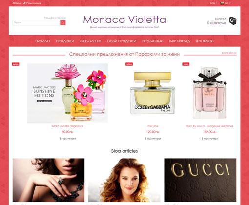 Monaco Violetta